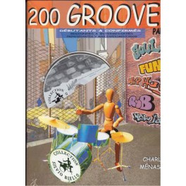 200 grooves + CD - Part. 1