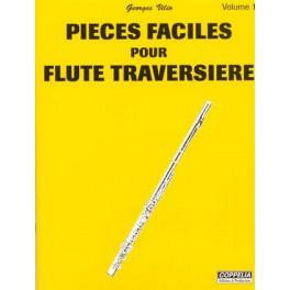 Pièces faciles pour flûte traversière - Volume 1
