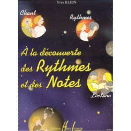 A la découverte des rythmes et des notes