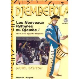 Djembefola + CD - Les nouveaux rythmes du djembé