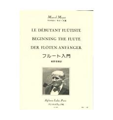 Le débutant flûtiste