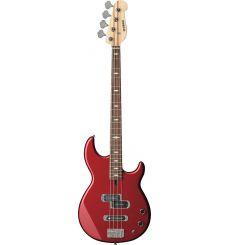 Guitare Basse Yamaha BB424 Rouge métalisé