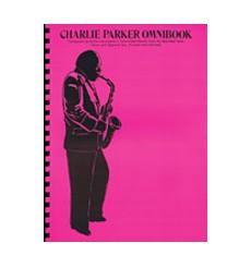 Charlie Parker Omnibook instruments Sb