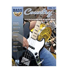 Country Bass Play-Along Vol 11 + CD