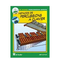 Méthode de percussions à clavier +CD vol.1