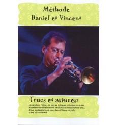 Méthode Daniel Et Vincent +CD +DVD
