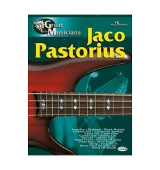 Jaco Pastorius Great Musicians Series