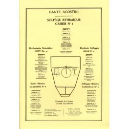 Agostini solfège rythmique - Volume 4