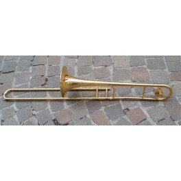 Trombone King 3B plaqué or