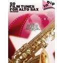 50 film tunes - for alto sax
