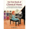 My first book of Classical Musik
