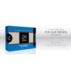Anche Gonzalez pour Clarinette sib modèle GC no. 3.5