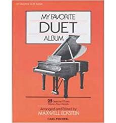 My favorite duet album
