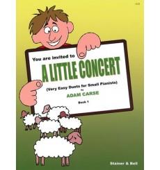 A little concert 4 mains book 1
