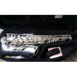 Saxophone alto Selmer Super Action 80 argenté