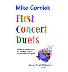 First concert duets