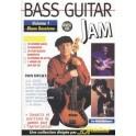Bass guitar jam + CD - Volume 1 Blues session