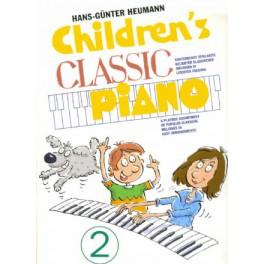 Children's classic piano vol. 2