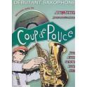 Coup de pouce Méthode de saxophone débutant + CD
