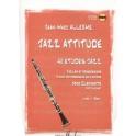 Jazz attitude +CD clarinette - Livre 1