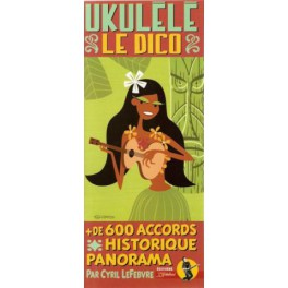 Ukulélé - Le dico des accords