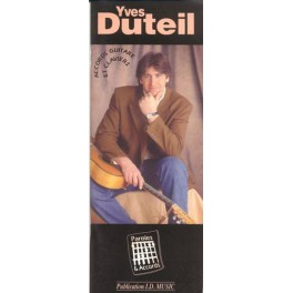 Duteil Yves - Collection paroles et accords
