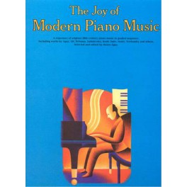 Joy of Modern piano Music (The)
