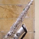 Cet instrument a été entièrement révisé et réargenté par notre atelier